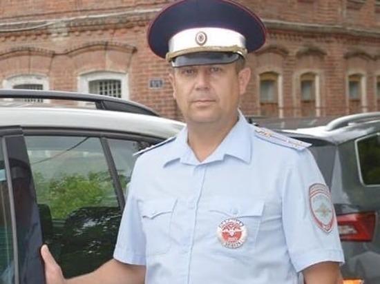 В Приволжске полицейские спасли женщину из пожара