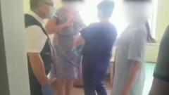 В Ростовской области матери вернули похищенного младенца: видео