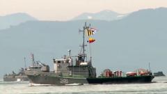 На Камчатке парад ВМФ начали с молебна в Морском Соборе