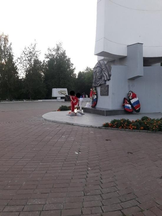 Прокуратура проверит факт осквернения Вечного огня в Кирове