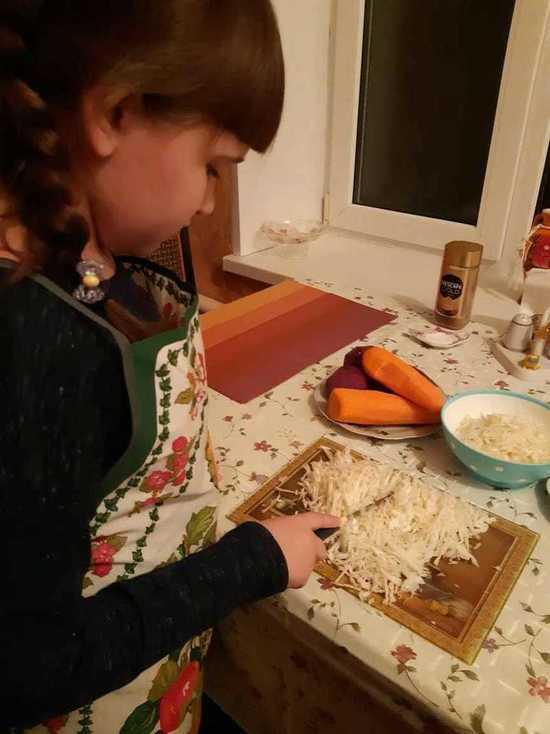«Безумную» яичницу учат готовить школьников Ставрополья