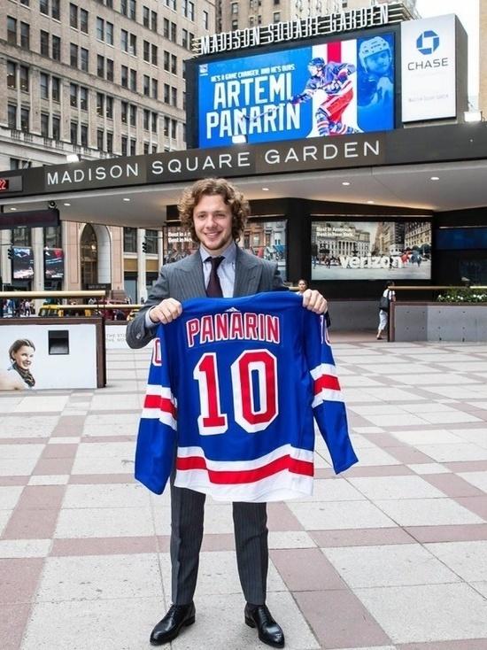 Панарин претендует на главные призы НХЛ, он уже признанная суперзвезда
