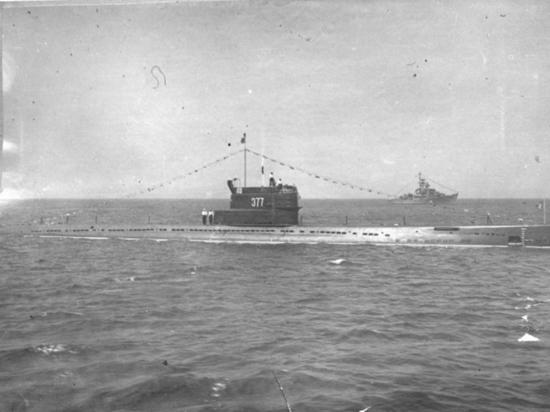 Севастопольский ветеран-подводник Виталий Манторов поделился секретами самой популярной субмарины СССР