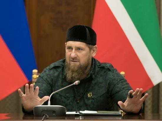 Кадыров попросил США ввести против него «тысячу» санкций