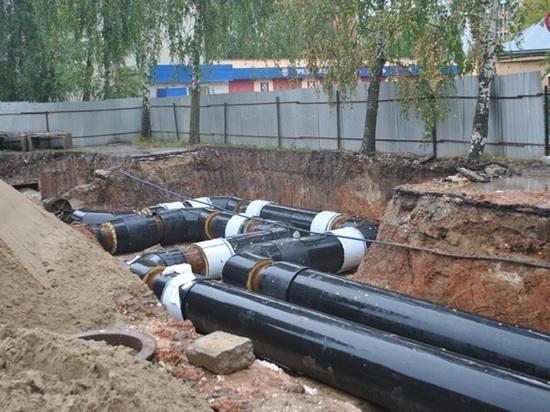 Магистральный трубопровод на Менделеева в Иваново заменят без отключения горячей воды