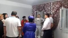 Сергей Зверев станцевал ёхор