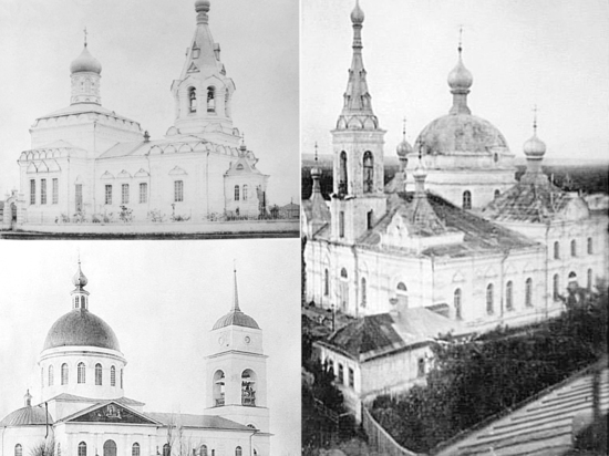 Краеведы рассказали о затонувших волгоградских церквях