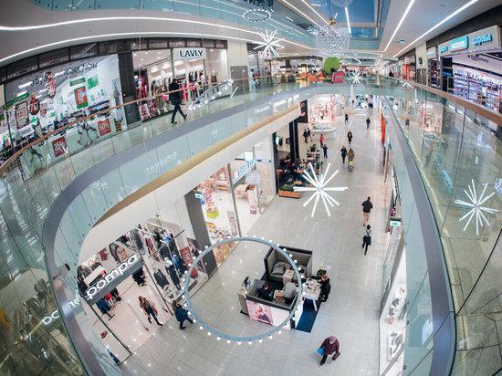 В Петербурге открылись торговые центры