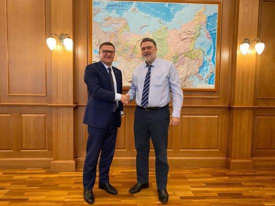 Губернатор Челябинской области договорился о сотрудничестве с ФАС