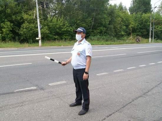 Рязанская госавтоинспекция напомнила правила передвижения по дорогам