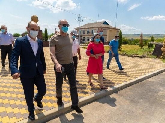 Пострадавший от стихии аул в Карачаево-Черкессии получит воду до конца года