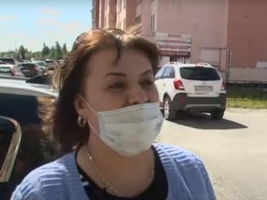 На грудь будто плиту положили: переболевшая коронавирусом жительница Нового Уренгоя рассказала о болезни