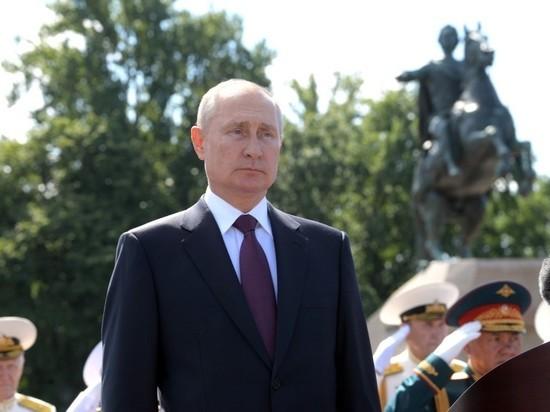Песков объяснил, почему Путин не встретился с Бегловым лично