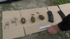 ФСБ предотвратила теракт в подмосковных Химках: оперативные съемки