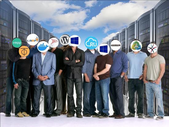 Маркетплейс готовых решений от RUVDS расширился до 11 сборок
