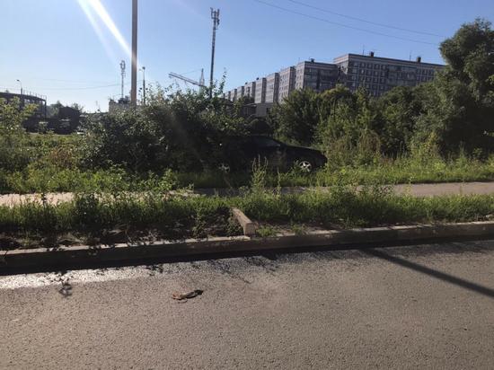 Пьяный рязанец на «четырнадцатой» сбил женщину на тротуаре