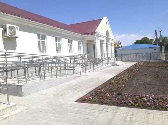 Ремонт здания калмыцкого ансамбля «Тюльпан» завершается