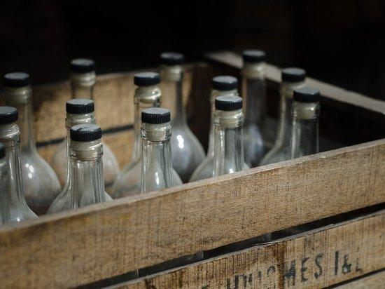 За полгода полицейские Марий Эл изъяли более 900 литров алкоголя