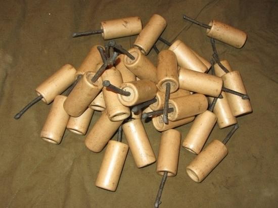 У пожилого жителя Ростовской области нашли арсенал боеприпасов