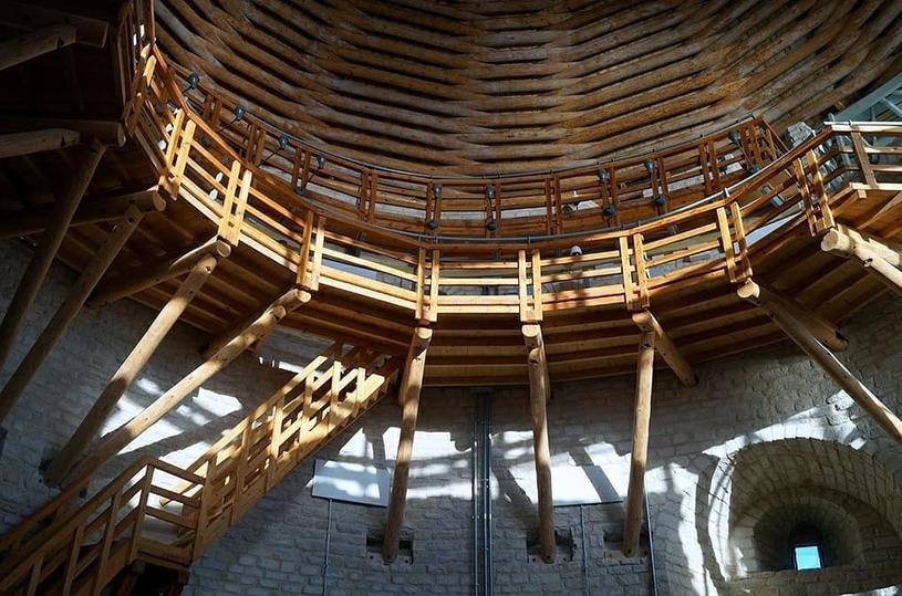 Для посещений теперь ежедневно открыта Варлаамовская башня в Пскове, фото-1