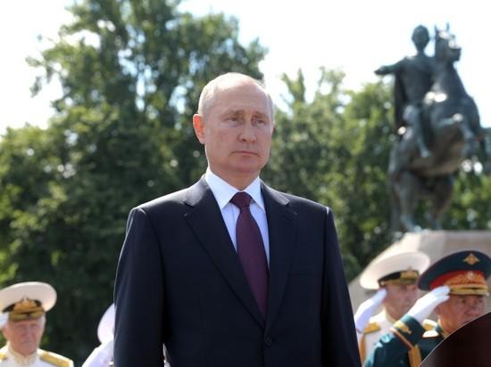 Песков объяснил, почему Путин не стал общаться с Бегловым в День ВМФ
