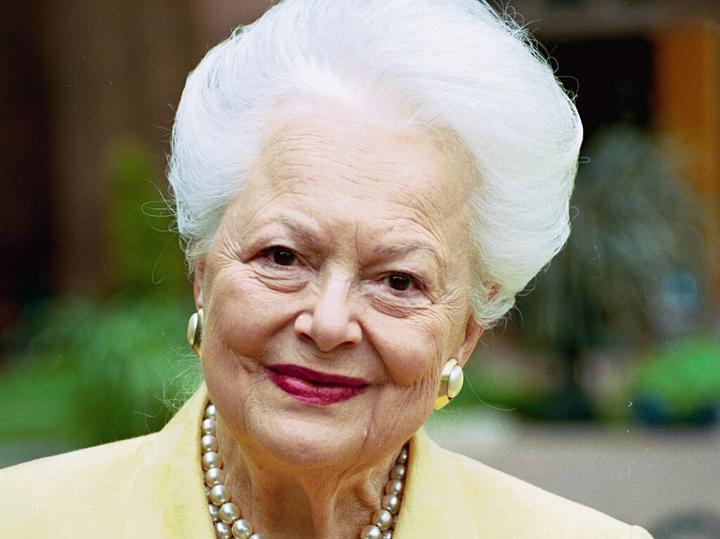 Умерла легендарная актриса «Унесенных ветром»: «Была гранд-дамой Голливуда»