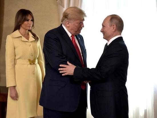 Трамп сообщил, что провел продуктивные переговоры с Путиным