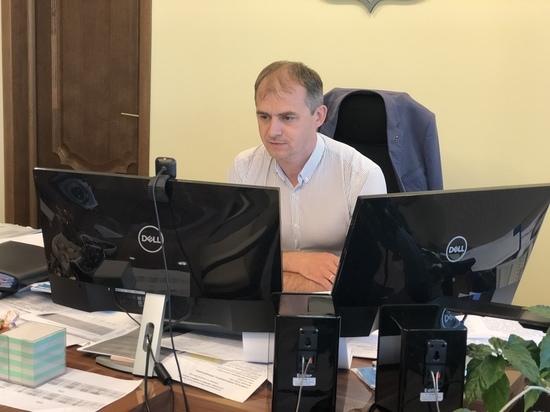 День города и поддержка при пандемии: глава Салехарда пообщался с бизнесменами