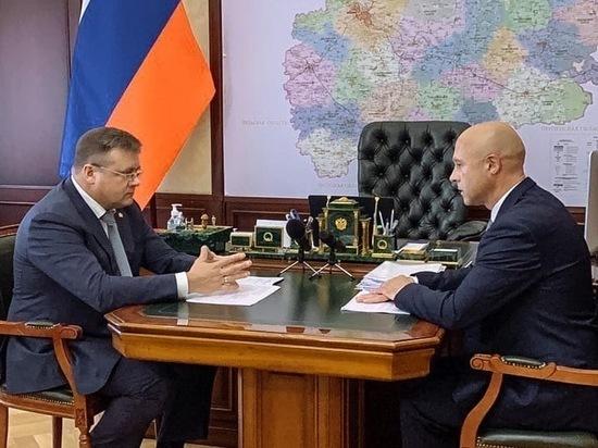 Аудит строительства БСМП в Рязани отложили из-за пандемии