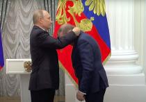 СМИ: Путин наградит граждан за работу в голосовании по Конституции