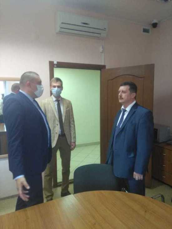 Глава Минпрома РМЭ обсудил итоги деятельности бизнес-инкубатора