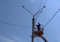 Филиал «Росcети Центр Костромаэнерго» установит освещение на 70 улицах в городе Шарья