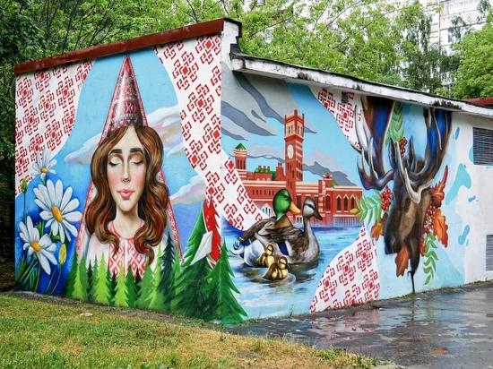По арт-объектам в Йошкар-Оле будут проводить экскурсии