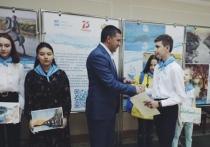 Министр вручил награду юному липчанину