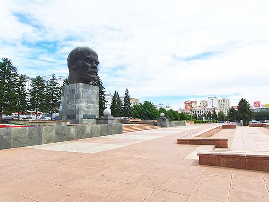 На площади Советов в Улан-Удэ появится подземный переход и каскад фонтанов