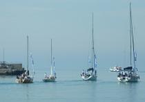 Туристы под парусом: эксперты оценили возможности яхтинга в Крыму