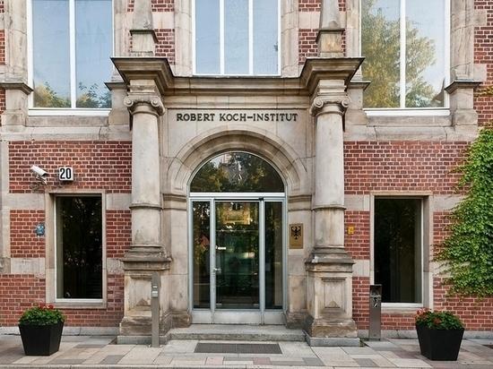 Институт Роберта Коха: большинство инфицированных заразились в Германии