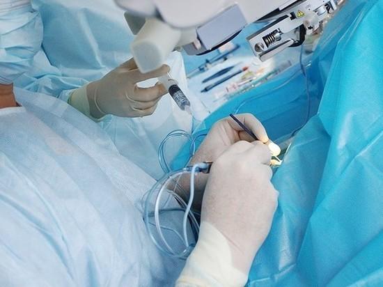 Операция по замене хрусталика при катаракте