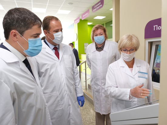 Дмитрий Махонин: Каждый житель Пермского края должен получать качественные медуслуги