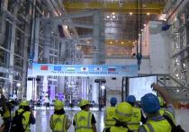 Сборка международного термоядерного реактора стартовала во Франции