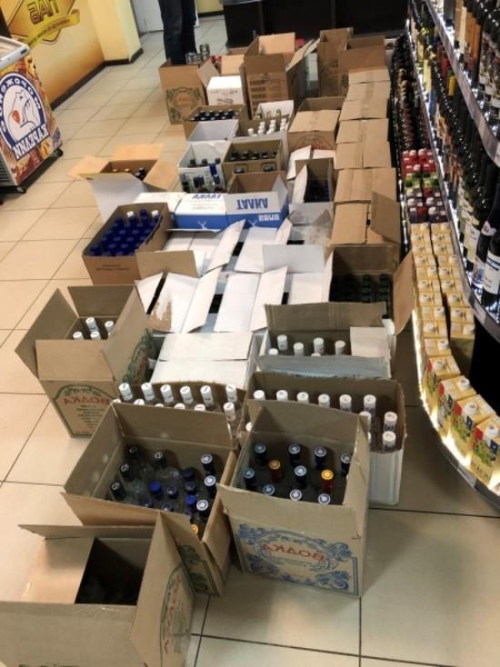 3 уголовных дела возбудили в Пскове за продажу поддельного спиртного