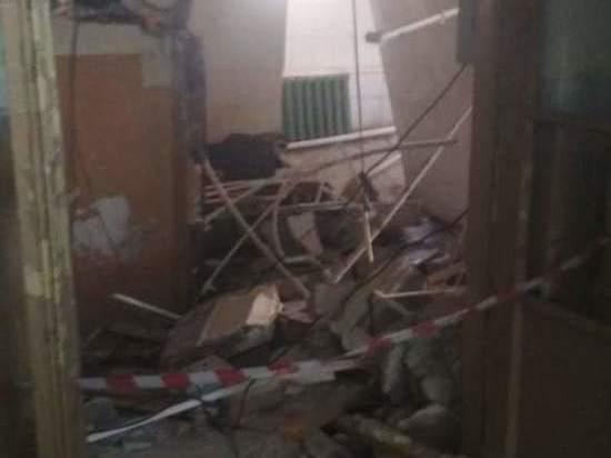 В Рязани прокуратура начала проверку по факту обрушения пола в доме