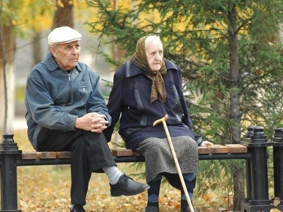 С Начала года в Хакасии прибавилось больше 3 тысяч пенсионеров