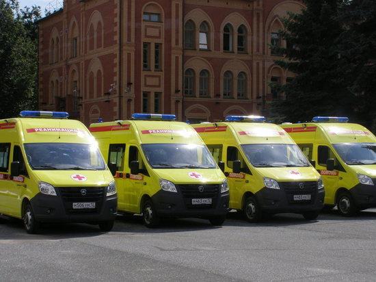 В Марий Эл парк скорой помощи пополнился новыми реанимобилями