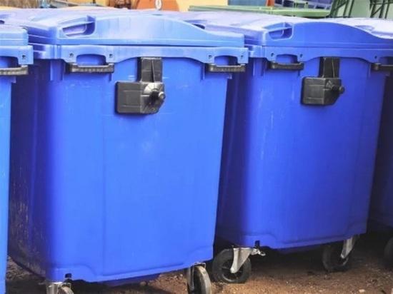 11 тысяч контейнеров установила компания «Экопром» в Псковской области