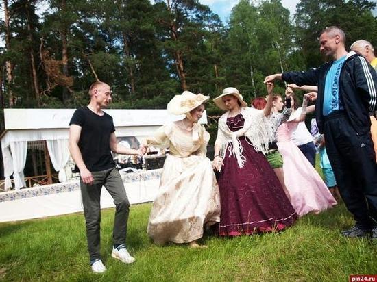 В Псковской области пройдет театральный фестиваль «Михайловское»