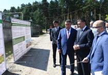 Губернатор Тверской области обсудил с министром природных ресурсов и экологии РФ нацпроект «Экология»
