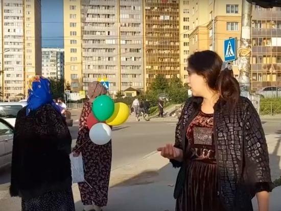 «Я тебя похороню»: новосибирские цыгане угрожают девушке после ДТП