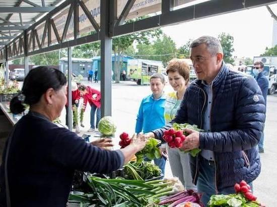 На Сахалине стартовал ярмарочный сезон