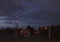 Жители Ноябрьска недовольны отсутствием освещения от ЦГБ до Оболони